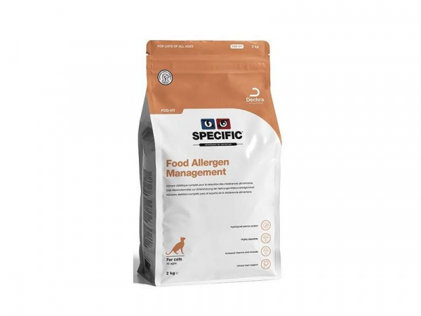 Specific Food Allergy Management FDD-HY (=FYD-HY) kat 2 kg