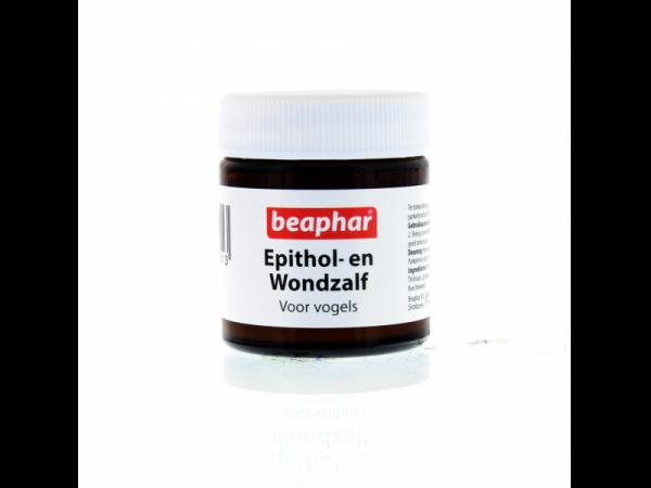 Beaphar Epithol- en Wondzalf Vogels 25 gram