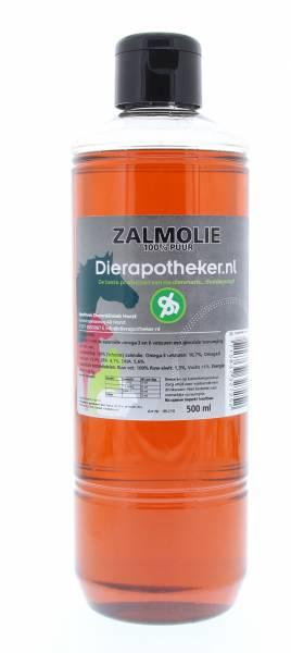 Dierapotheker.nl Zalmolie