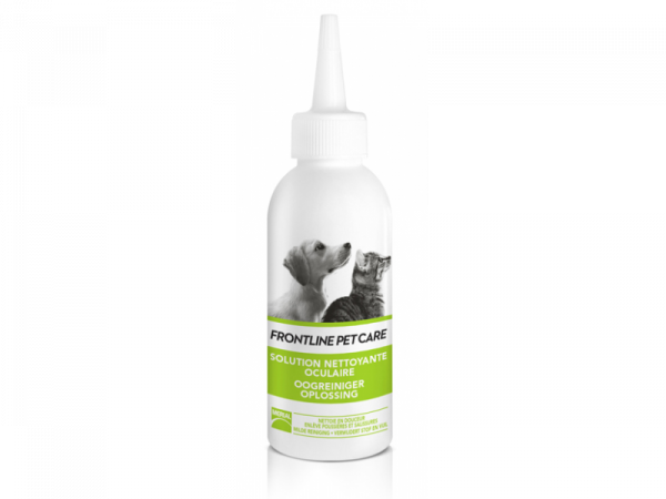 Frontline Pet Care Oogreiniger Oplossing 125 ml
