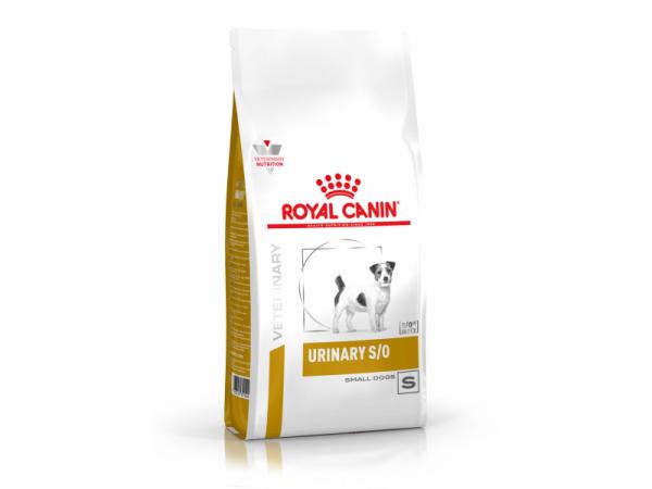 Royal Canin Urinary S/O Small Dog - Dieetvoeding urinewegen honden met een volwassen gewicht tot 10k