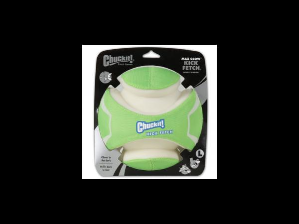 Chuckit CI Kick Fetch Max Glow Small