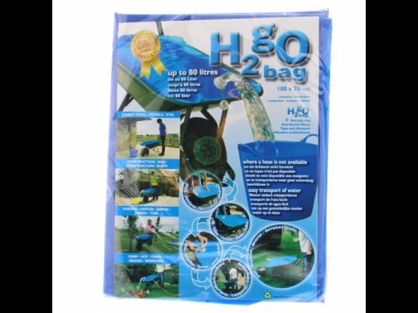 Waterzak H2GoBag voor kruiwagen 80 liter