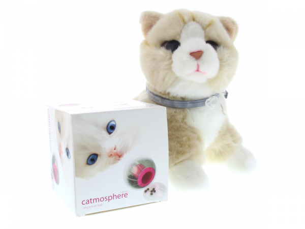 Catmosphere foodball roze