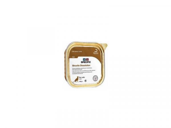 Specific Struvite Dissolution FSW kat 4 x 7 x 100 gram