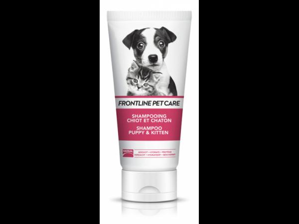 Frontline Pet Care Shampoo Puppy en Kitten 200 ml
