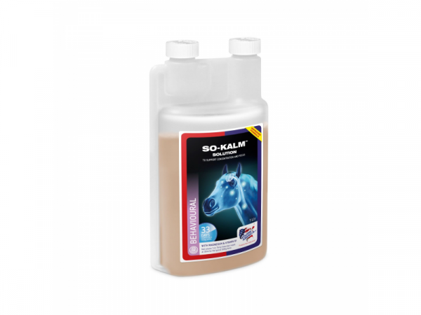 So Kalm Solution Equine America 1 liter