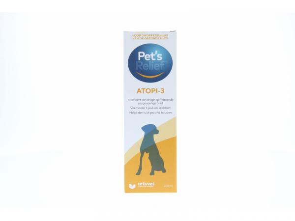Pet's Relief Atopi-3 200 ml