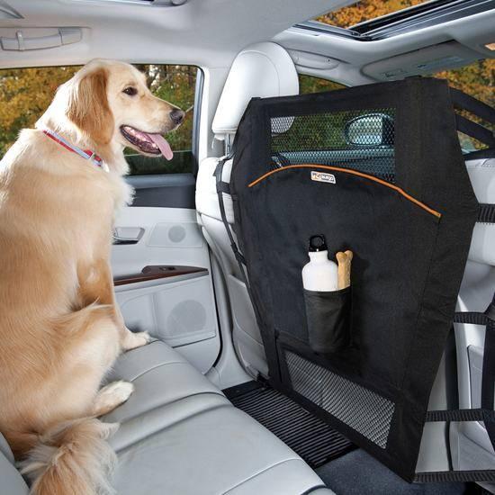 Kurgo Backseat Barrier Auto Hond