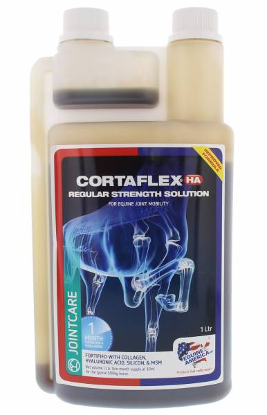 Equine America Cortaflex HA Regular Strenght Solution