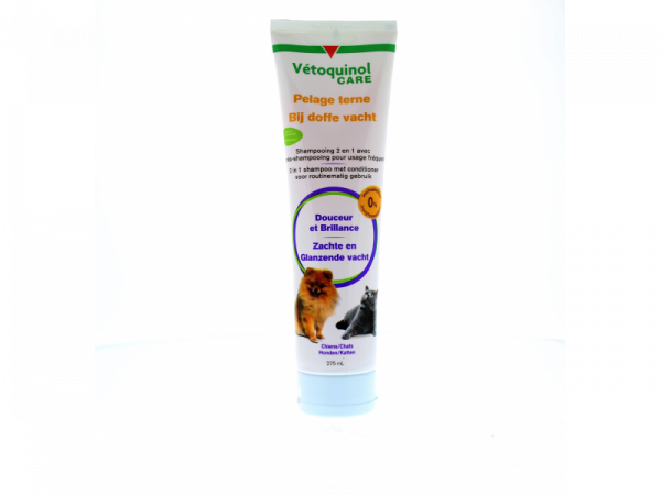 Vetoquinol Care Shampoo Doffe Vacht 275 ml