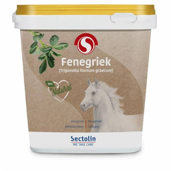 Fenegriek Sectolin Paard