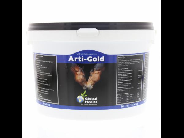 Global Medics Arti Gold
