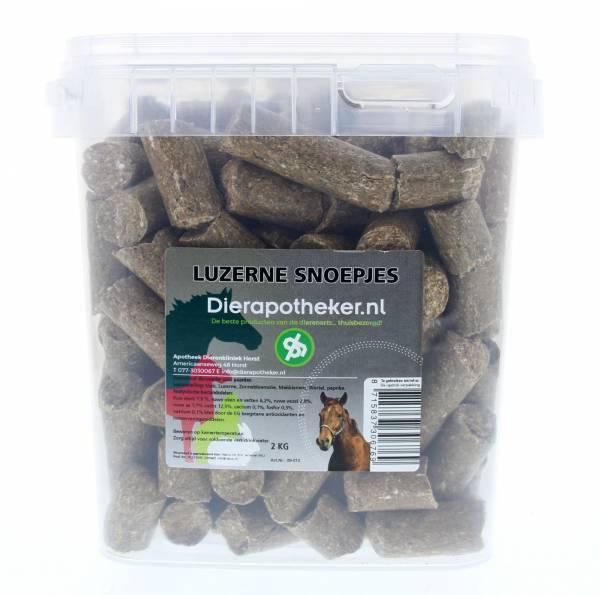 Luzernesnoepjes Paard Dierapotheker.nl 2 kg