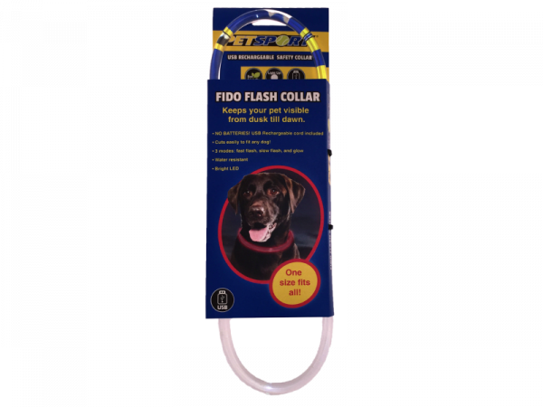 Halsband USB Rechargeable Safety Collar