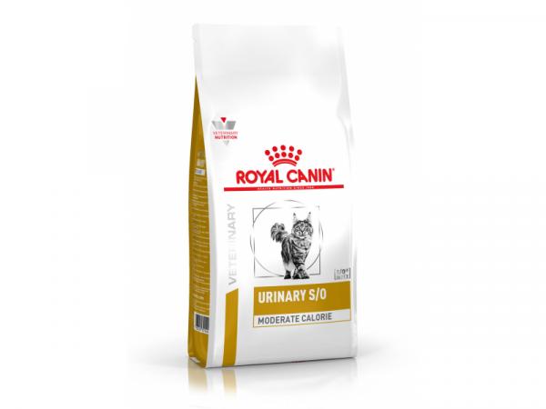 Royal Canin Urinary SO Moderate Calorie Kat