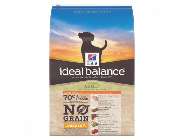 Hill's Ideal Balance Canine Adult Large Breed 12 kg