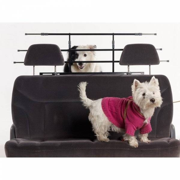 Autorek Petego K9 Universele Pet Safety Barrier