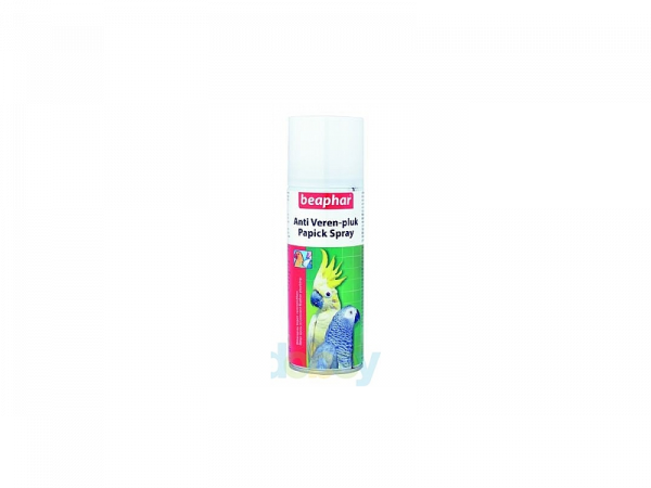 Beaphar Anti Verenpluk (Papick) Spray 200 ml