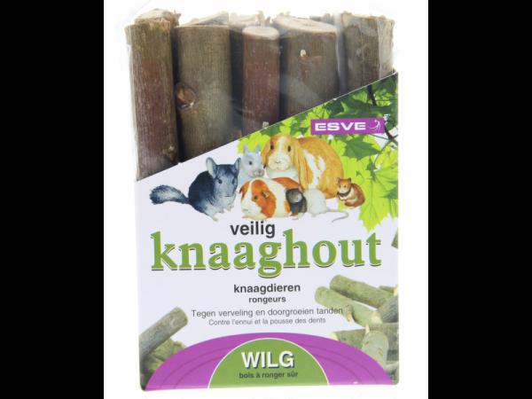 Knaaghout Knaagdieren Wilg 100 gram