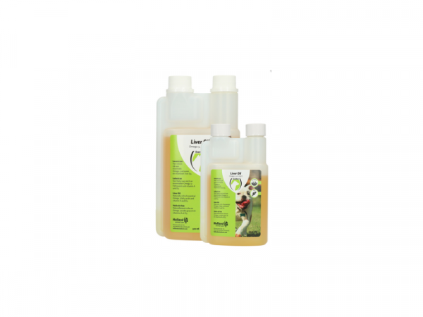 Excellent Levertraan Hond Kat 250 ml