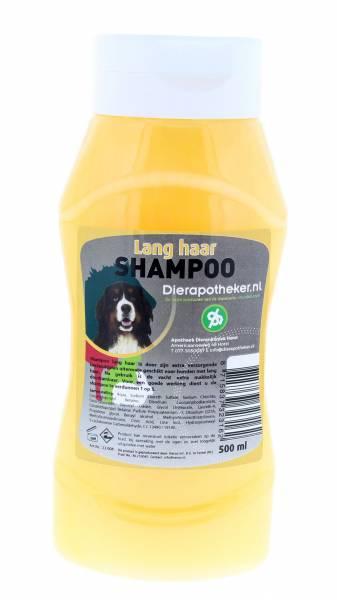 Shampoo Langharige Honden Dierapotheker.nl 500 ml