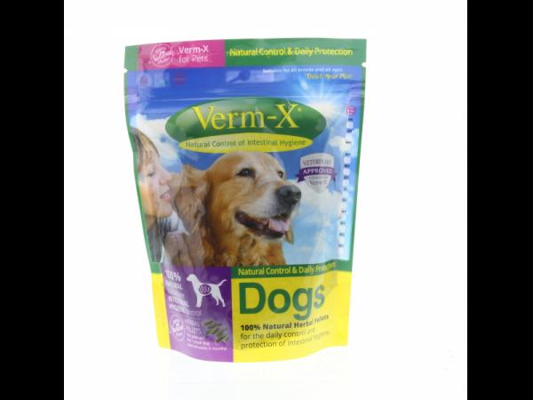 Verm-X Herbal Pellets Hond 200 gram
