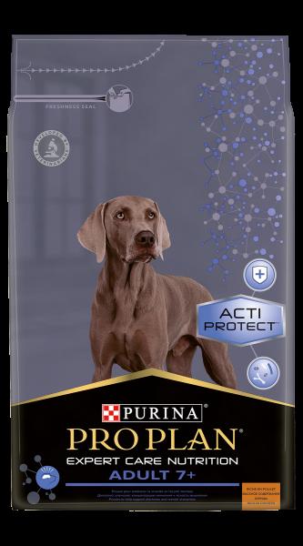 Purina Pro Plan Expert Care Dog Adult 7+ Hondenvoer Chicken