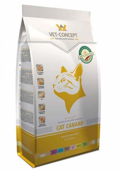 Vet-Concept Canard Kattenvoer