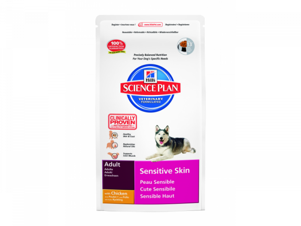 Hill's Science Plan Canine Adult Sensitive Skin