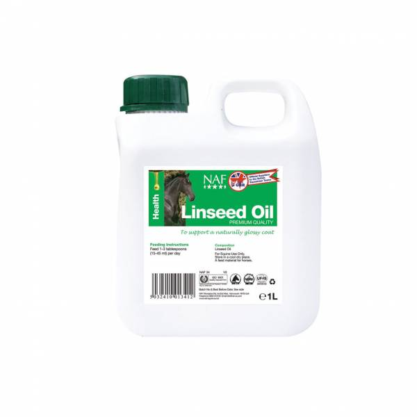 NAF Lineseed Oil
