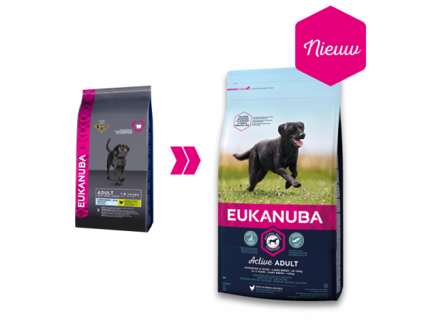 Eukanuba Dog Active Adult Large Breed