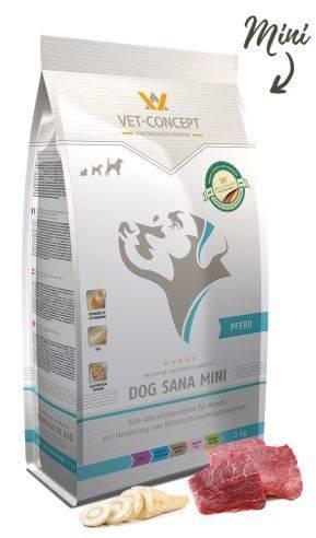 Vet-Concept Dog Sana Paard Mini