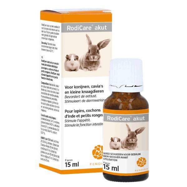 RodiCare Akut Voeding Konijn Cavia 15 ml