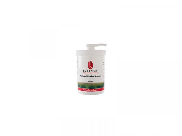 Botanica Natural Herbal Cream 500 ml