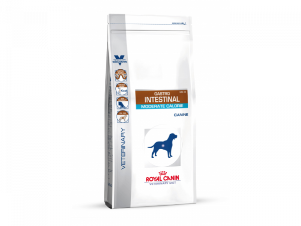 Royal Canin Hond Gastro Intestinal Moderate Calorie