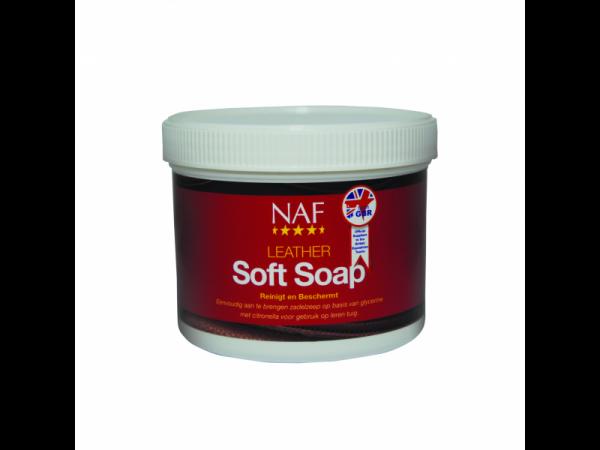 NAF Leather Soft Soap 450 gram