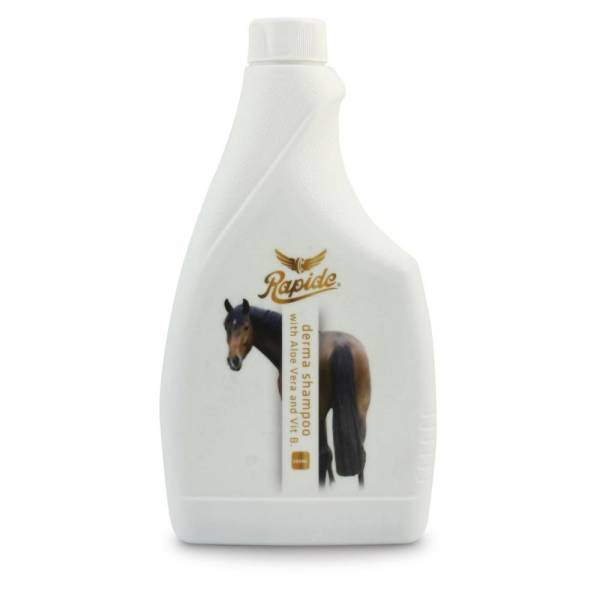 Derma Shampoo Rapide Huid Paard
