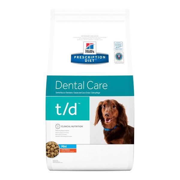 Hill's TD Mini Canine 3 kg