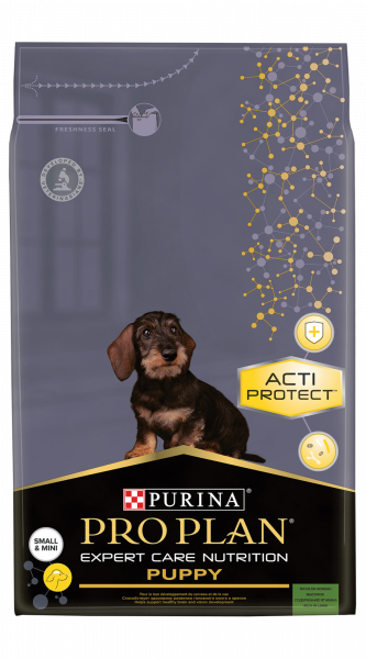 Purina Pro Plan Expert Care Dog Small Puppy Hondenvoer Lamb 3 kg