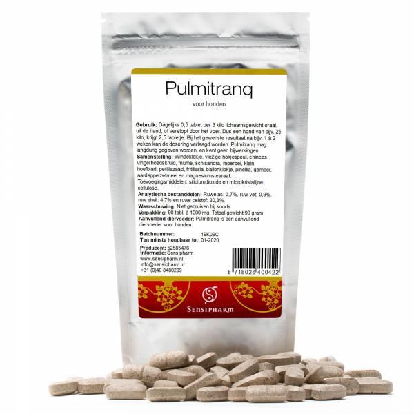 Sensipharm Pulmitranq Hond 90 tabletten