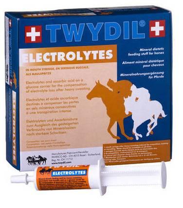 Twydil Electrolytes Pasta 10 injectoren
