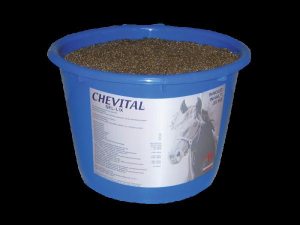 Chevital Sel-Lix Mineralen Likemmer Paard 25 kg