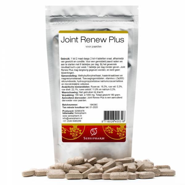 Sensipharm Joint Renew Plus Paard