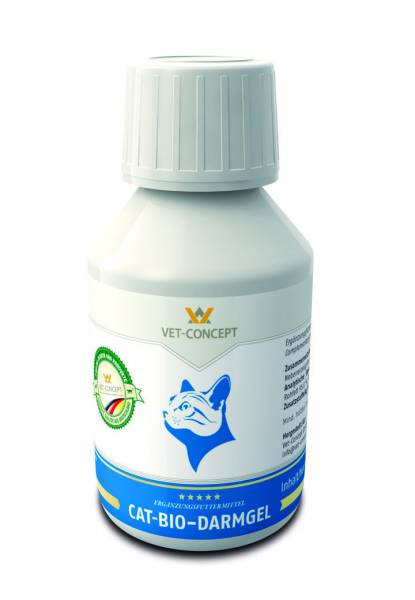 Vet-concept Cat Darmgel Haarbal Kat 100 ml