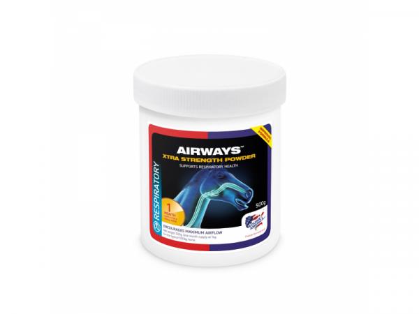Airways Xtra Strength Powder Equine America 500 gram