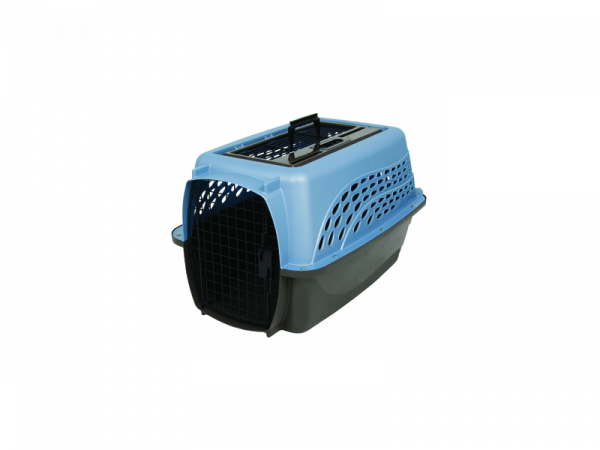 Petmate 2 Door Top Load Kennel 61 cm