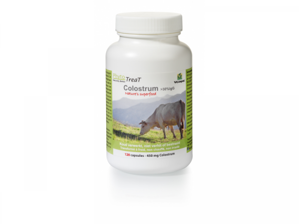 Phytotreat Colostrum 450 mg 120 Capsules
