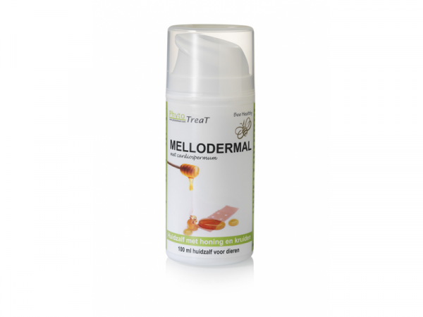 Phytotreat Mellodermal Honingcreme Indoor 100 ml