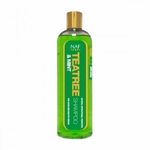 NAF Teatree and Mint Shampoo Paard 500 ml